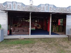 40 ft x 8 ft Exhibition trailer for sale