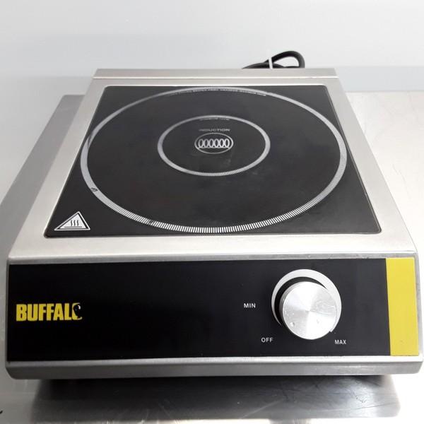 Used Buffalo CE208 Single Induction Hob