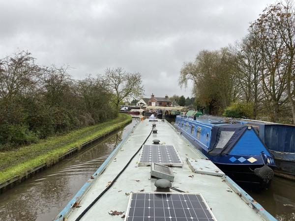 Narrowboat Live-Aboard