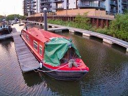 40ft Steel Narrowboat Built 1976