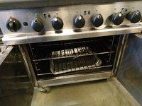 Lincat 6 Burner Gas Cooker For Sale