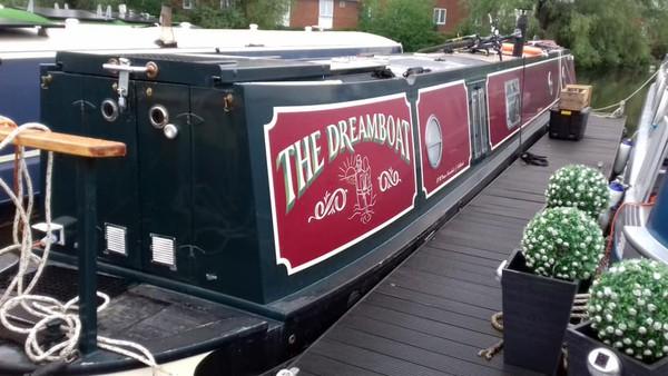 57 Foot 2008 Dreamboat Narrowboat