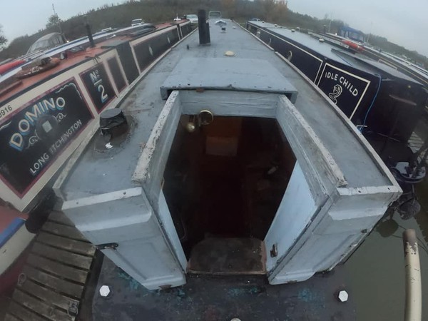 floating home for sale