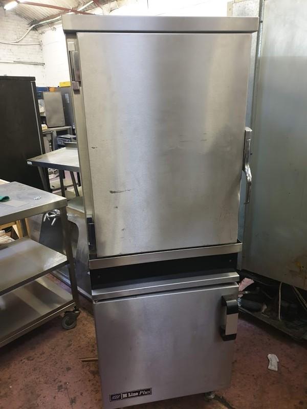 Moorwood Vulcan Atmospheric Gas Steaming Oven -