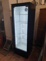Rhino Single Door Upright Bottle Cooler