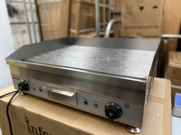 Brand New 600mm Electric Griddle