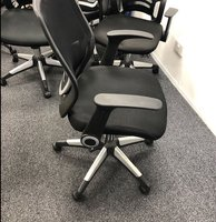 25x Office Mesh Back Chairs - West Drayton, Middlesex