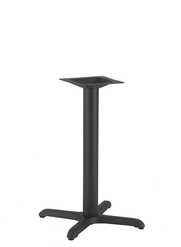 Black Table Bases For Restaurant or Cafe