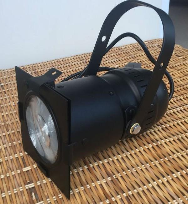 Eurolite LED PAR-30 COB RGB 30W black