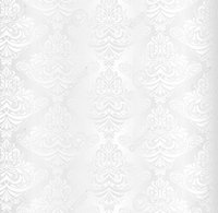 "White Damask 118"" Tablecloths"