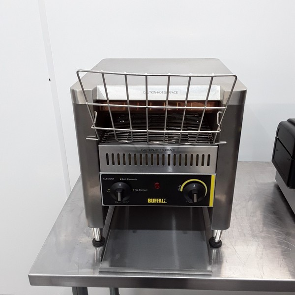 Used Buffalo GF269 Conveyor Toaster