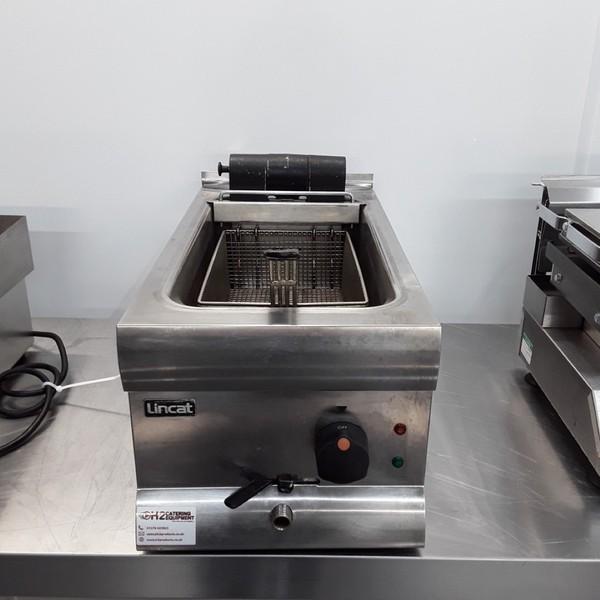 Used Lincat J9 Single Table Top Fryer 11L