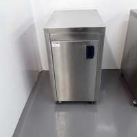 Ex Demo Stainless Steel Stand Cabinet
