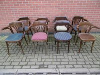 Bentwood Style Armchairs Job lot