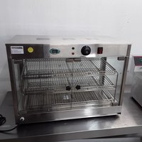 Used Frytac HBW-2PD Heated Display (8833)