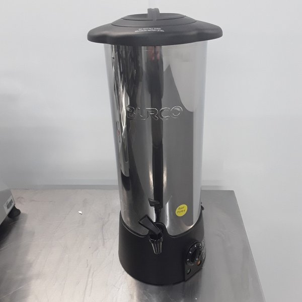 Ex Demo Burco J795 Water Boiler 8 L Manual