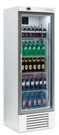 Infrico ERC36B Upright Single Door Bottle Cooler
