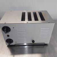 Used Rowlett 4ATW-131 4 Slot Toaster