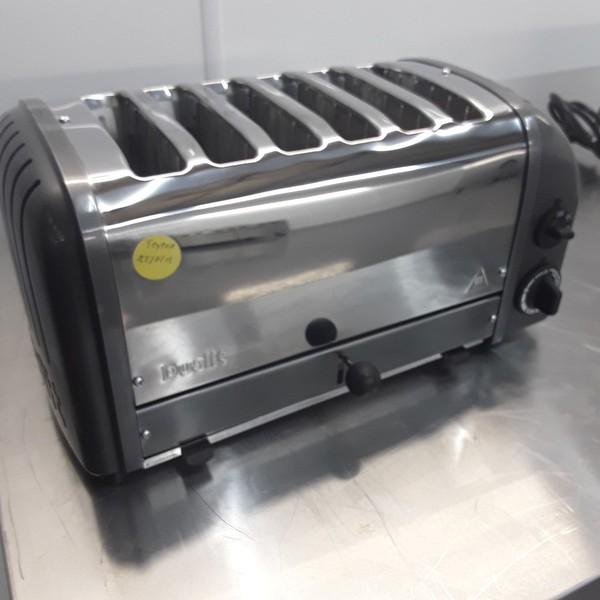 Used Dualit E269 6 Slot Toaster