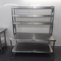 Used Triple Heated Gantry Table