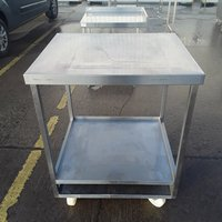 Used Stainless Steel Stand (10389)