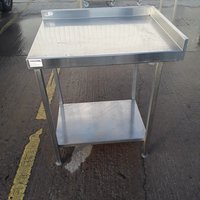Used Stainless Steel Table (10388)