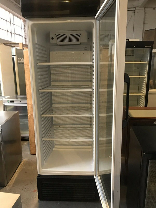 Large Tefcold Single Door Display Chiller