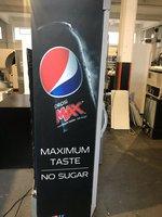 Pepsi Max drinks fridge