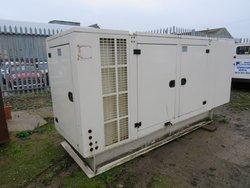 2008 Volvo Silent Diesel Generator, 230/400v 50Hz 3 Phase - Kent