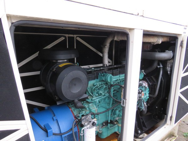 250kva Volvo Generator For Sale