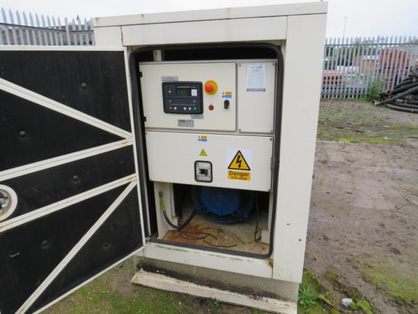 Used Volvo Silent Diesel Generator