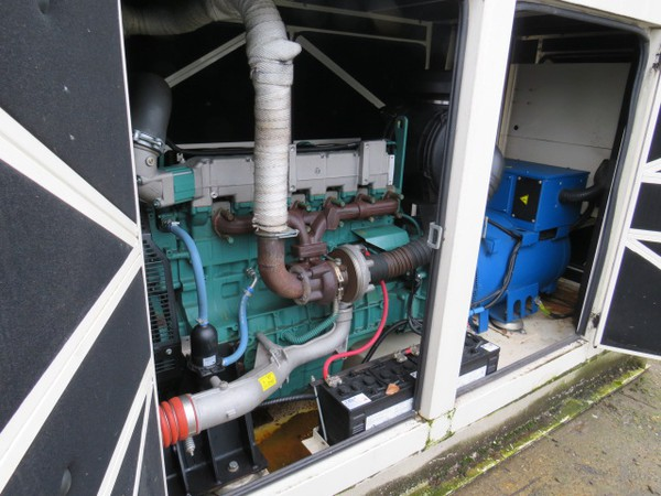 Second Hand Volvo 250kvo generator