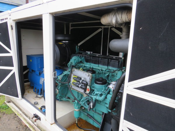 3 phase Volvo Generator For Sale