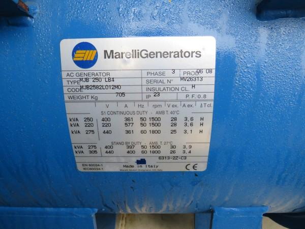 Volvo Silent Diesel Generator