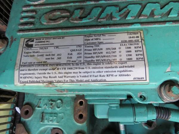 Perkins Generators for sale