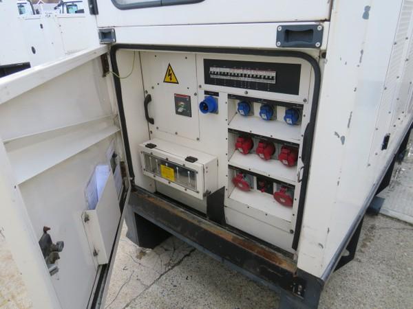 Second Hand Diesel Generator 200Kva