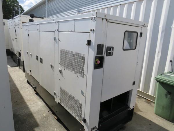 Second Hand Perkins diesel generator 150kva