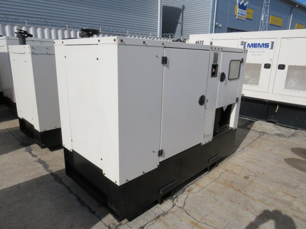 Perkins 35Kva Generator For sale