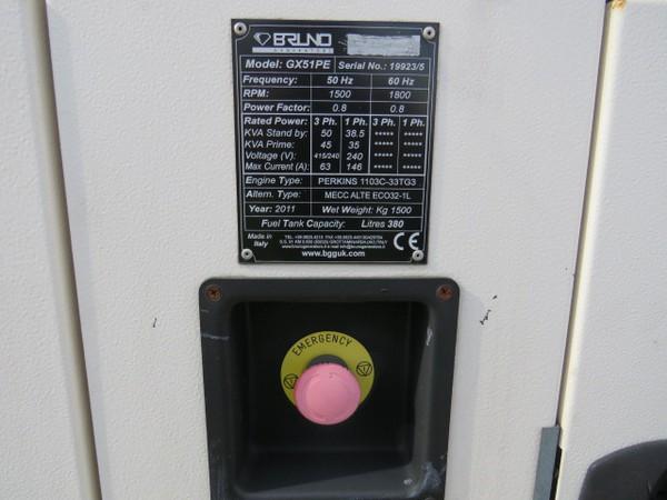 1 Phase Diesel Generator