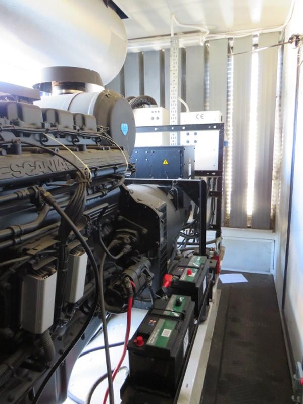 Bespoke Super Silent Generator - Kent