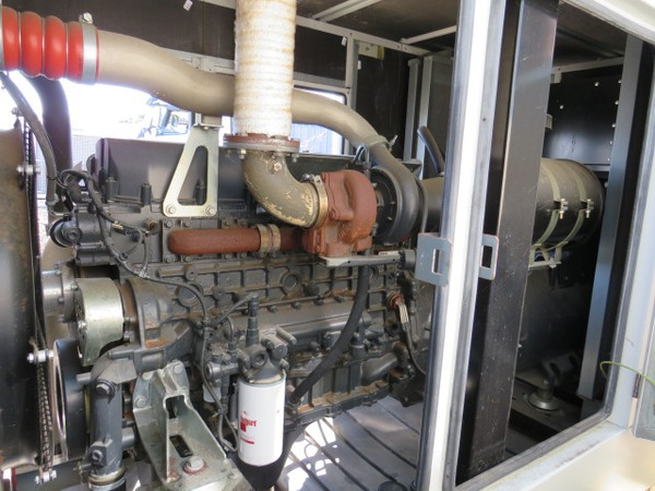 Used Iveco 250Kva Generator