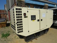 Aksa 220Kva 50Hz Silent Generator 2016 - Kent