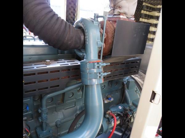 Second Hand Aksa 220Kva Generator