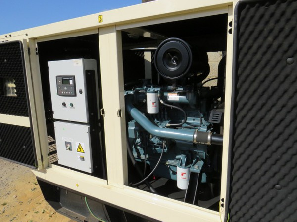 Second Hand Silent Generators for sale