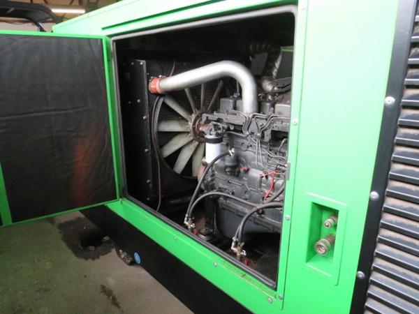 Iveco 143Kva Generator