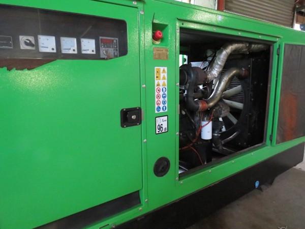 Iveco 143Kva Generator - Kent