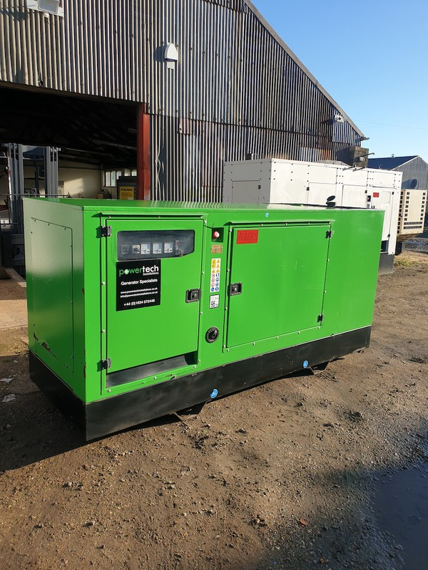 Second Hand Iveco Generator