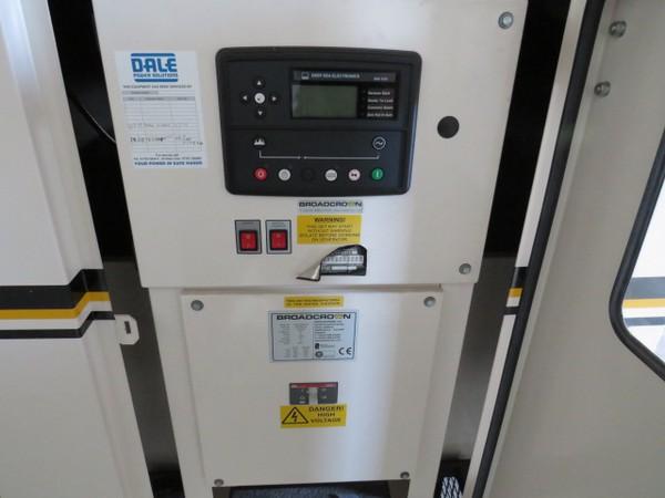 Silent Generator 65kva