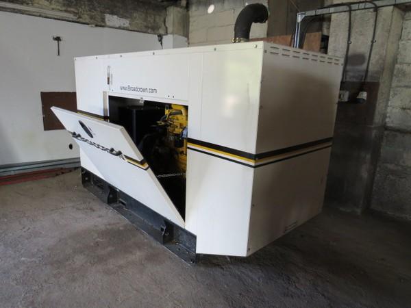 Buy Second Hand Generator 65KVa