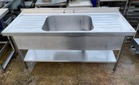 Single Bowl Sink With Extra Large Bowl - Sheffield, South Yorkshire